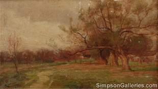 ROBERT JENKINS ONDERDONK (American/Texas 1882-1922)
