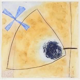 "HEIDI KOENIG (German b. 1964) A PRINT, ""Hana,"""