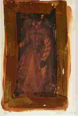 YIGAL OZERI (Israeli/American b. 1958) A PRINT,