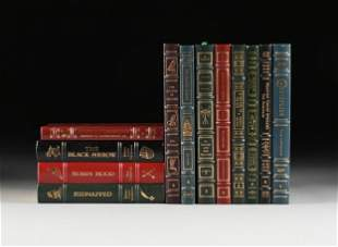 """A GROUP OF TWELVE EASTON PRESS TITLES FROM THE """"NATURE"""