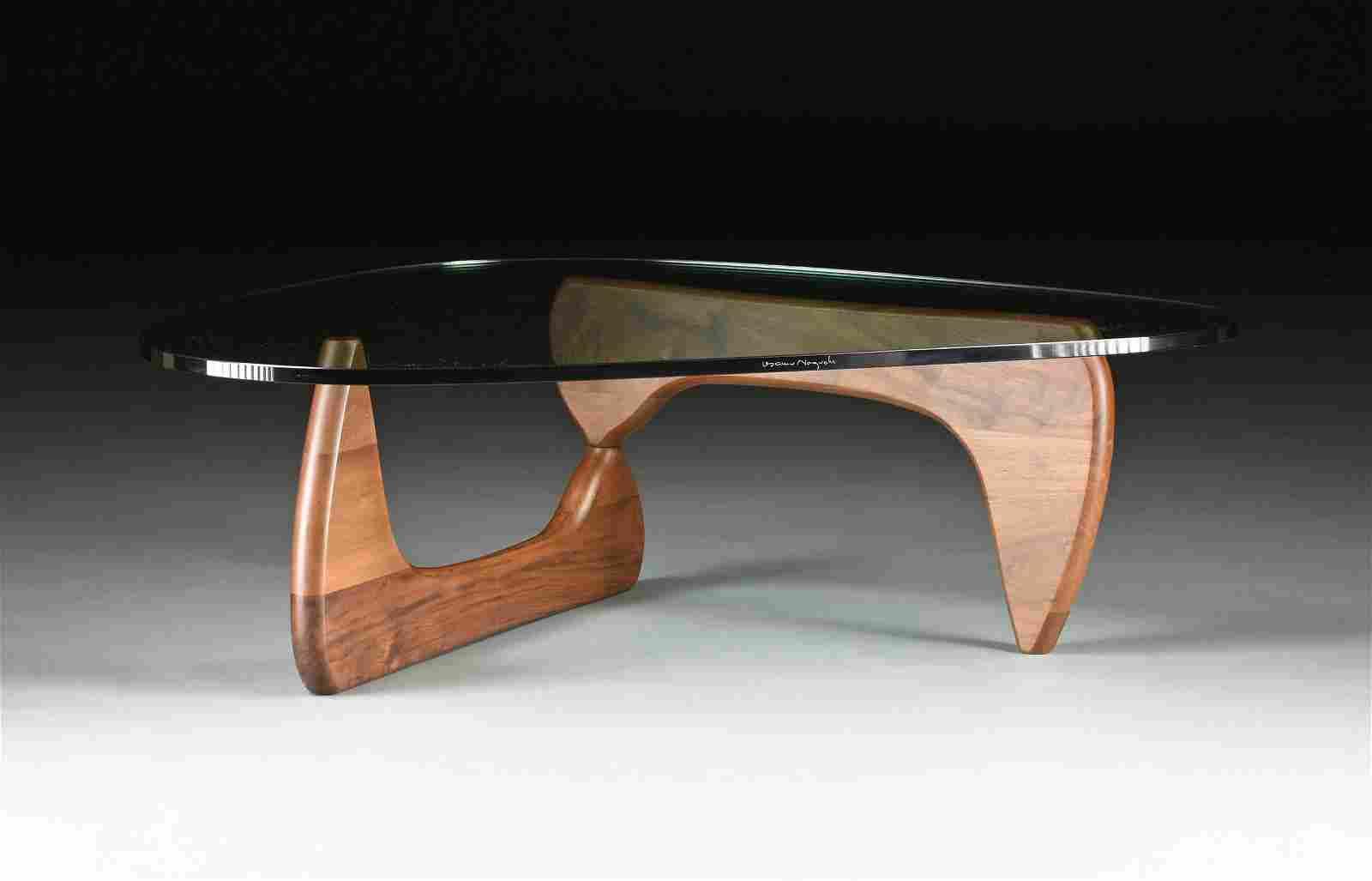 ISAMU NOGUCHI (American 1904-1988) MODEL IN-50 FOR