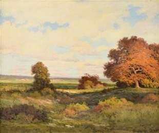ROBERT WOOD (American/Texas 1889-1979) A PAINTING,