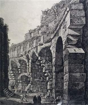 LUIGI ROSSINI (Italian 1790 - 1857) Circa 1810