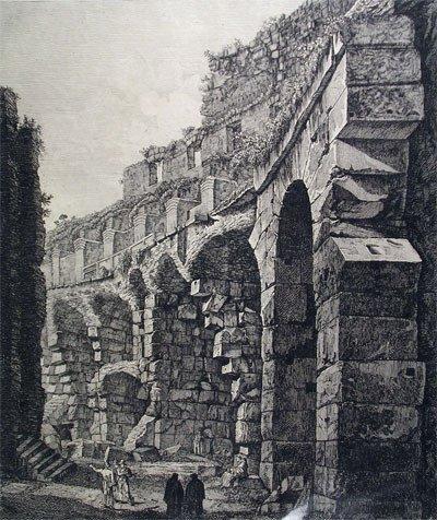 1: LUIGI ROSSINI (Italian 1790 - 1857) Circa 1810