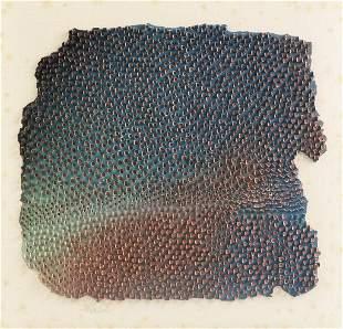 TERRY WELDON (American b. 1947) A PAPER SCULPTURE,