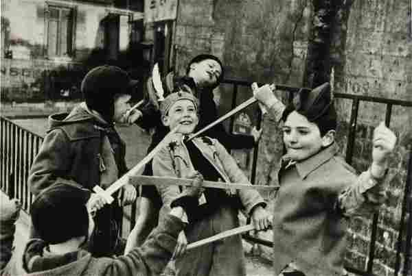 ÉDOUARD BOUBAT (French 1923-1999) A PHOTOGRAPH,