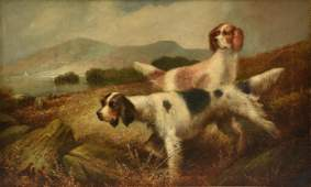 GEORGE ARMFIELD SMITH (British 1808-1893) A PAINTING,
