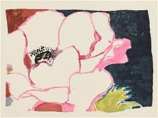 "ROBERT KUSHNER (American b. 1949) A PRINT, ""White"