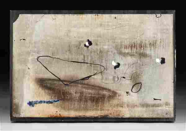 MICHAEL MACEDO MEAZELL (American b. 1968) A PAINTING,