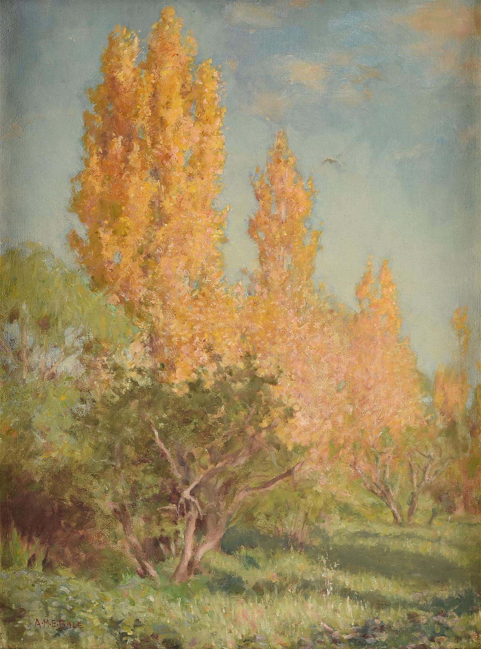 ALICE MARIAN ELLEN BALE (Australia 1875-1955) A