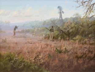 JAMES ROBINSON (American/Texas 1944-2015) A PAINTING,