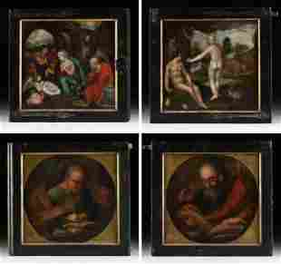 after ABRAHAM BLOEMAERT (Dutch 1566-1651) AND JAN