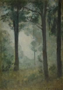 CHRISTINA ASQUITH BAKER (Australian 1868-1960) A