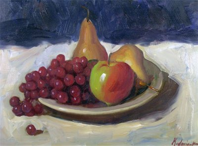 12: WILLIAM KALWICK (American/Texas b. 1960 ) A paintin