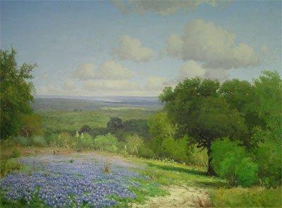 298: PORFIRIO SALINAS (American/Texas 1910 - 1973) A pa