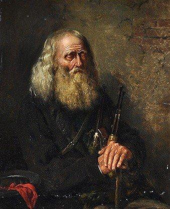 161: JOHN TEMPLETON LUCAS (British 1836-1880) A PAINTIN