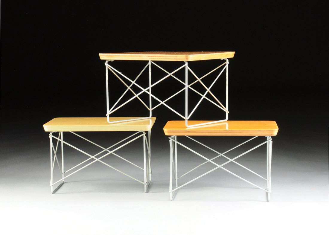 CHARLES AND RAY EAMES (American 1907-1978/1912-1988) A