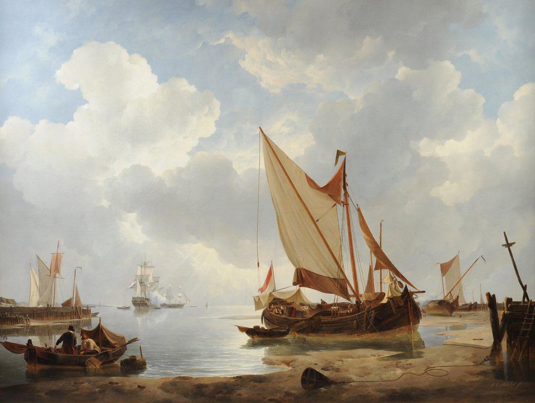 JOHANNES CHRISTIAAN SCHOTEL (Dutch 1787-1838) A