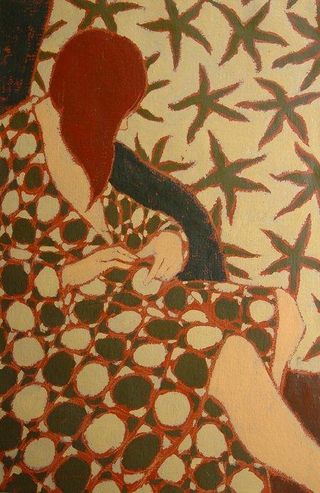 11: WILLIAM ANZALONE (American/Texas b. 1926) A paintin