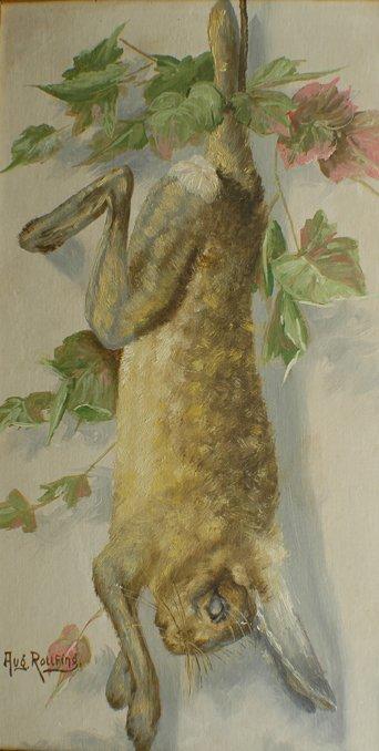 23: AUGUST H. ROLLFING (American/Galveston 1859-1930) A