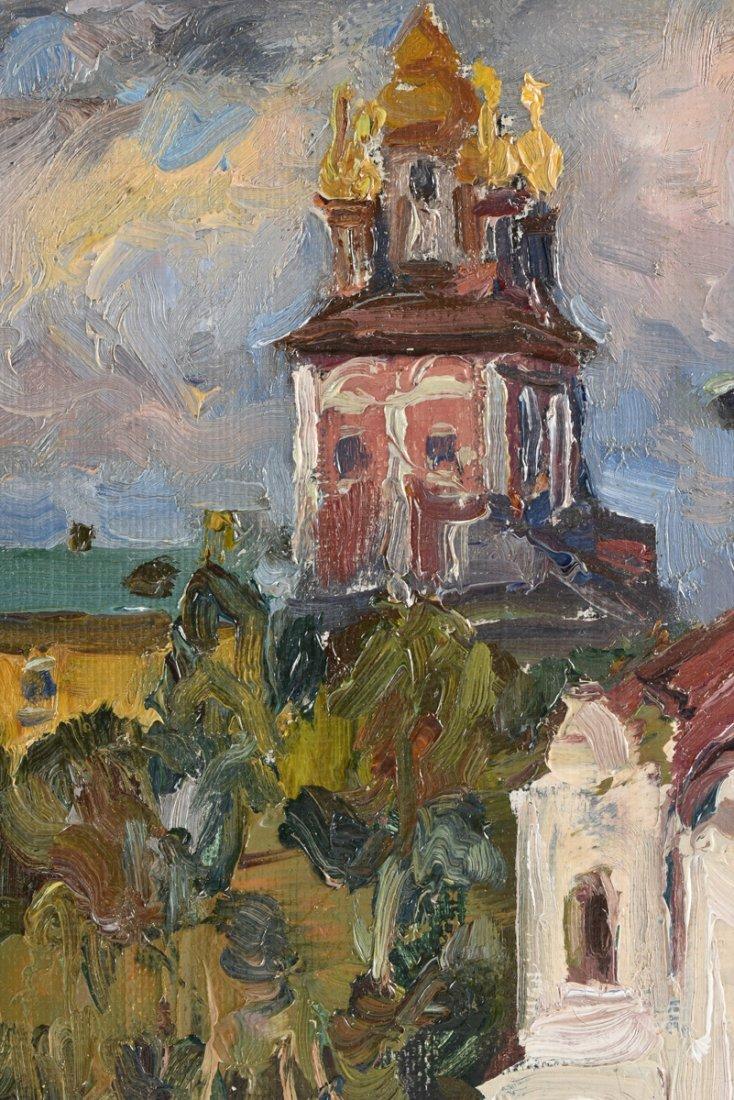 FYODOR ZVONAREV (Russian b. 1929) A PAINTING, - 4