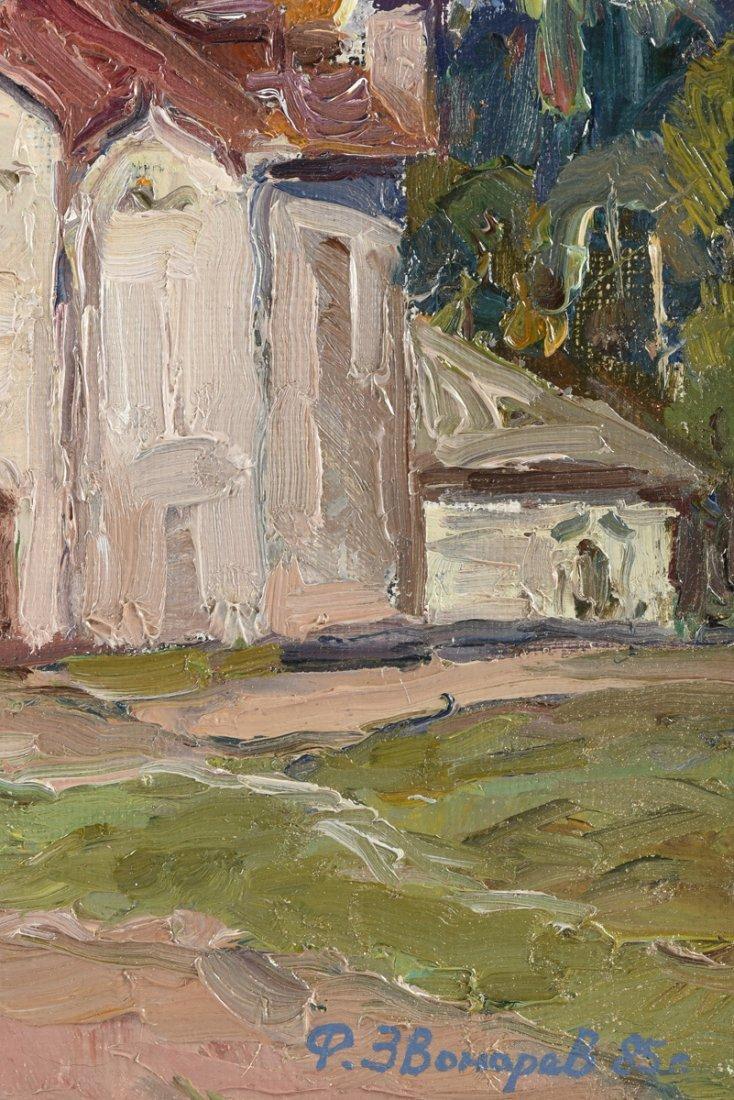 FYODOR ZVONAREV (Russian b. 1929) A PAINTING, - 7