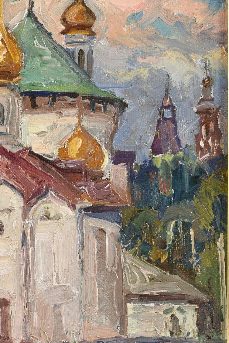 FYODOR ZVONAREV (Russian b. 1929) A PAINTING, - 8