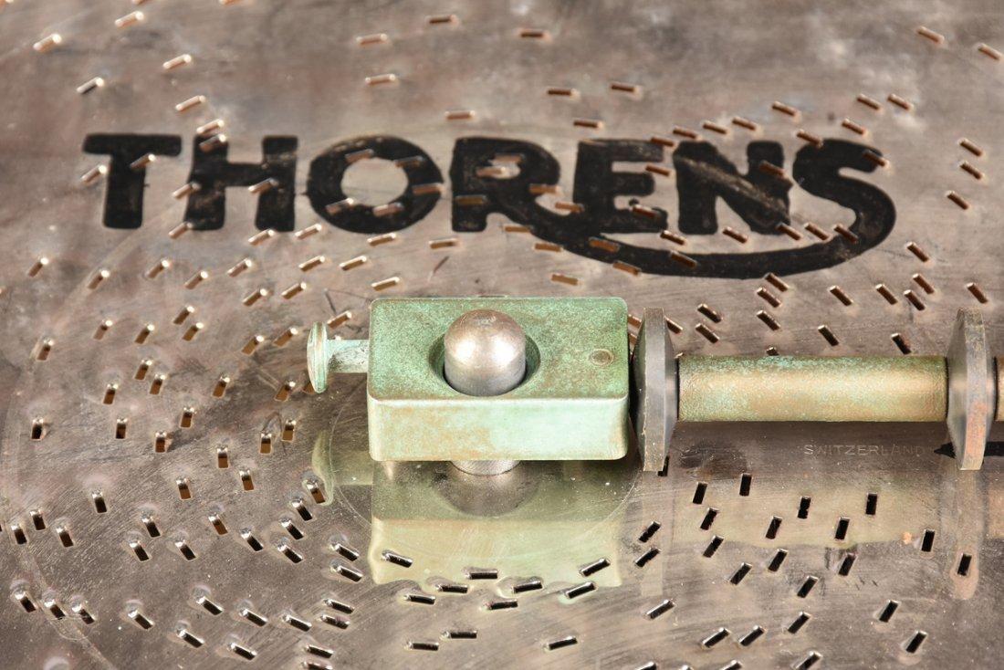 A THORENS EDELWEISS REPLICA DISC MOVEMENT, EDELWEISS - 8