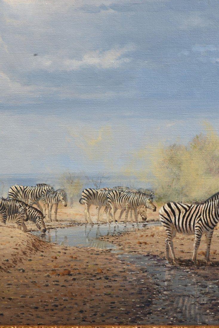 """JOHANN KOCH (South African b. 1948) A PAINTING, """"First - 7"""