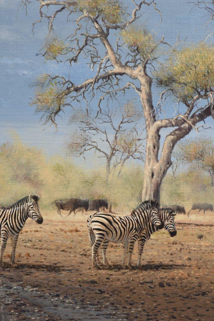 """JOHANN KOCH (South African b. 1948) A PAINTING, """"First - 8"""