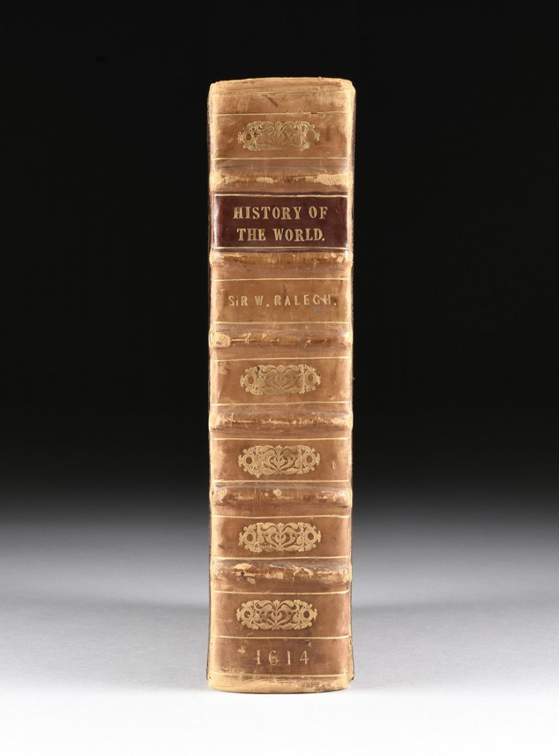 "RALEIGH, SIR WALTER (154-1618), ""THE HISTORY OF THE"