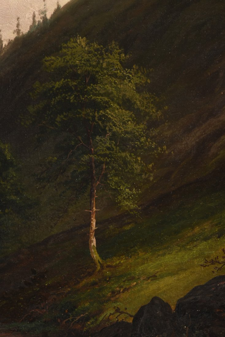 "BRITISH SCHOOL (19th Century) A PAINTING, ""Sheep - 6"