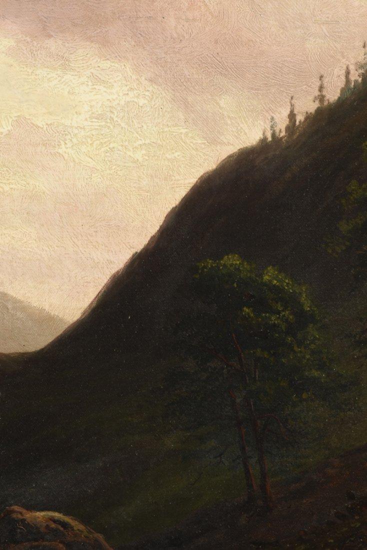 "BRITISH SCHOOL (19th Century) A PAINTING, ""Sheep - 9"