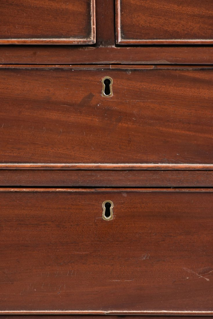 A FEDERAL MAHOGANY CHILD'S CHEST OF DRAWERS, POSSIBLY - 6