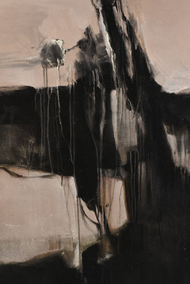 CAROLE HOLT (American/Texas 21st Century) A PAINTING, - 6
