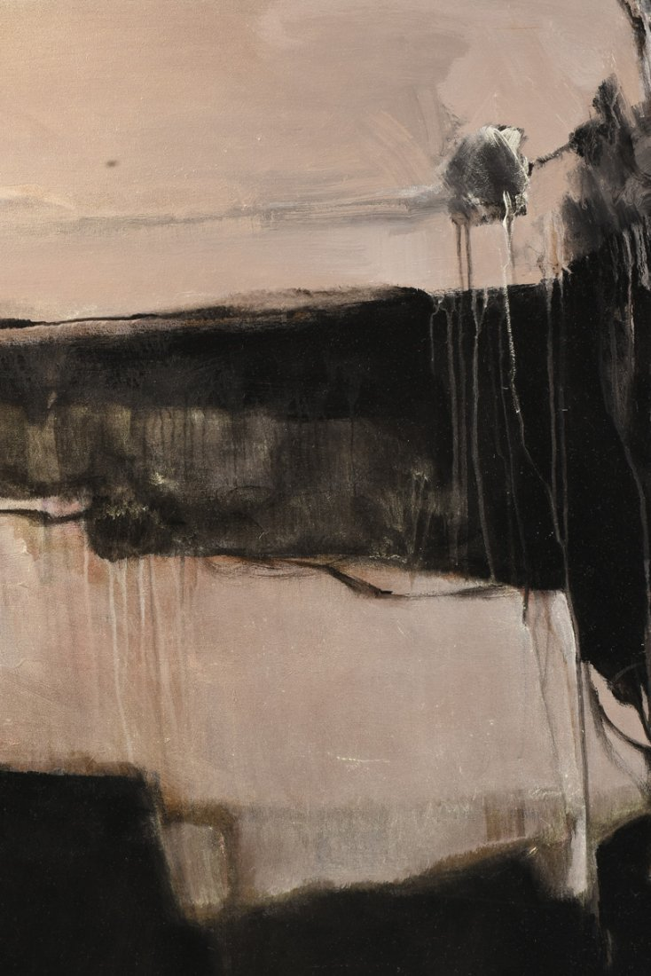CAROLE HOLT (American/Texas 21st Century) A PAINTING, - 9