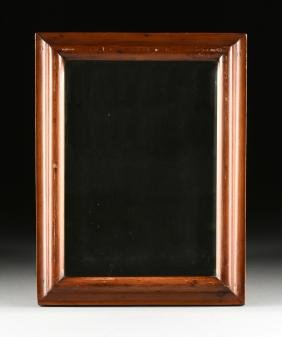 A COLONIAL CHERRY MIRROR, CIRCA 1770,