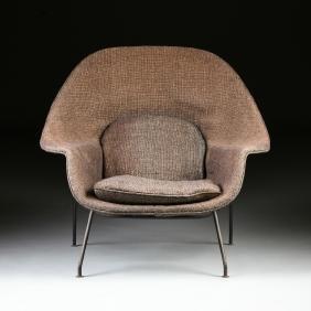 """Eero Saarinen (finnish/american 1910-1961) A """"womb"""""""