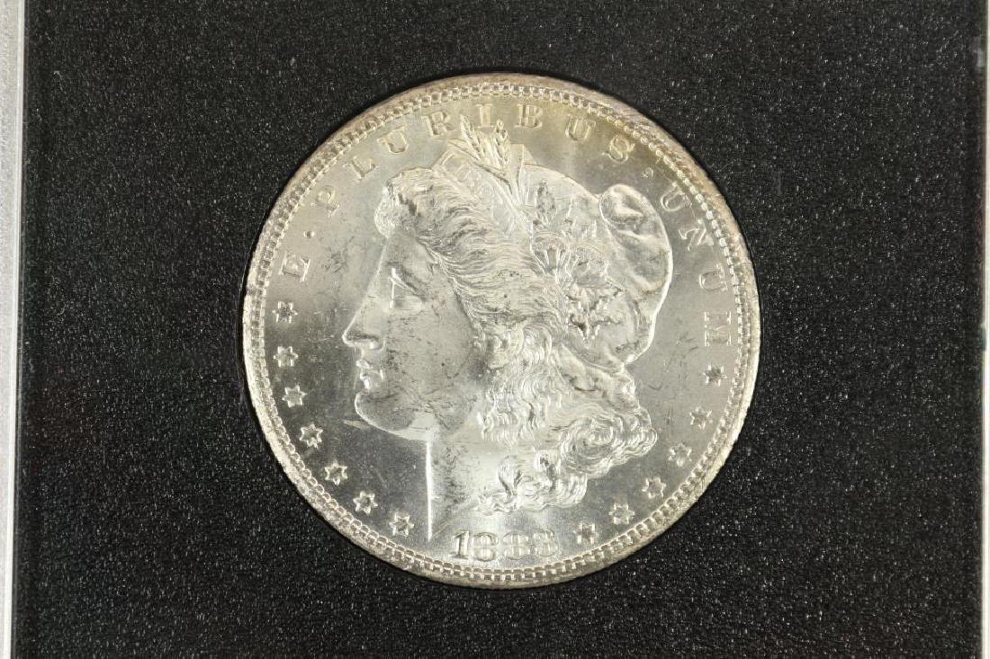 1883 -CC GSA MORGAN SILVER DOLLAR (UNC)