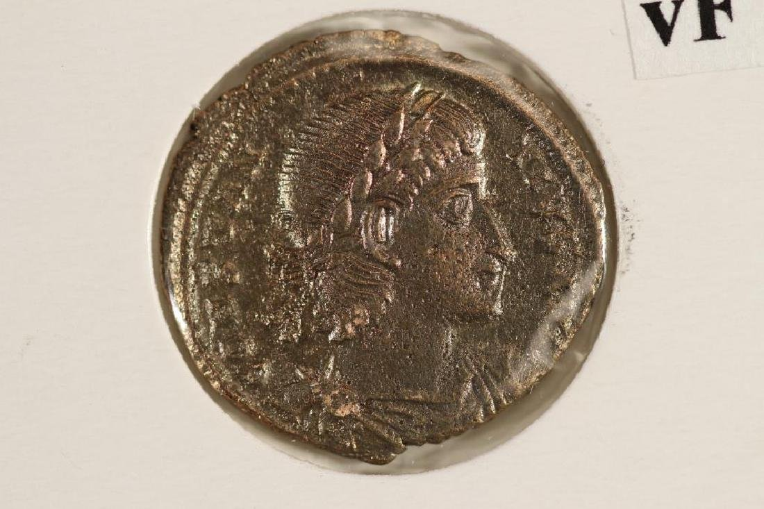 337-361 A.D. CONSTANTIUS II ANCIENT COIN VERY FINE