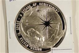 26 GRAM STERLING SILVER PROOF ROUND