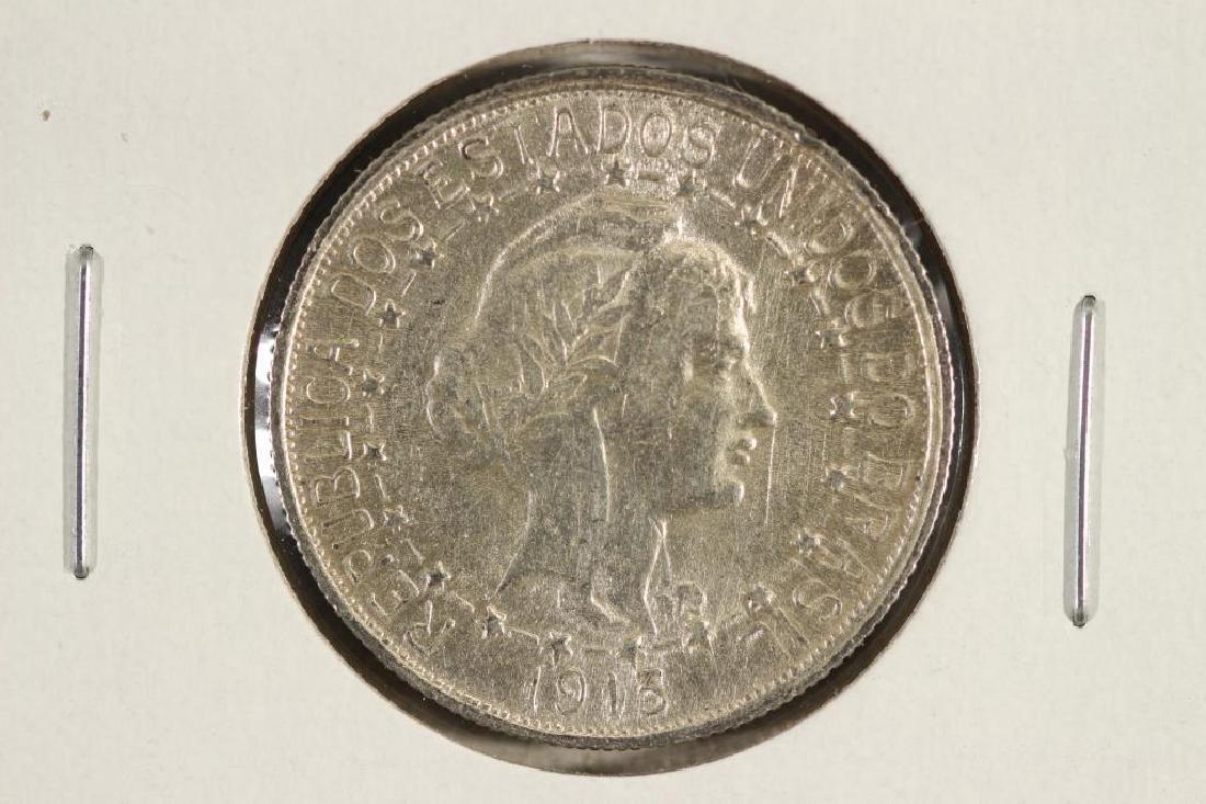 1913 BRAZIL SILVER 1000 REIS