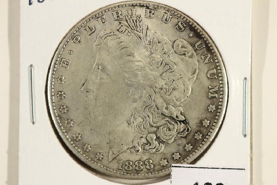 COUNTERFEIT 1888 MORGAN SILVER DOLLAR
