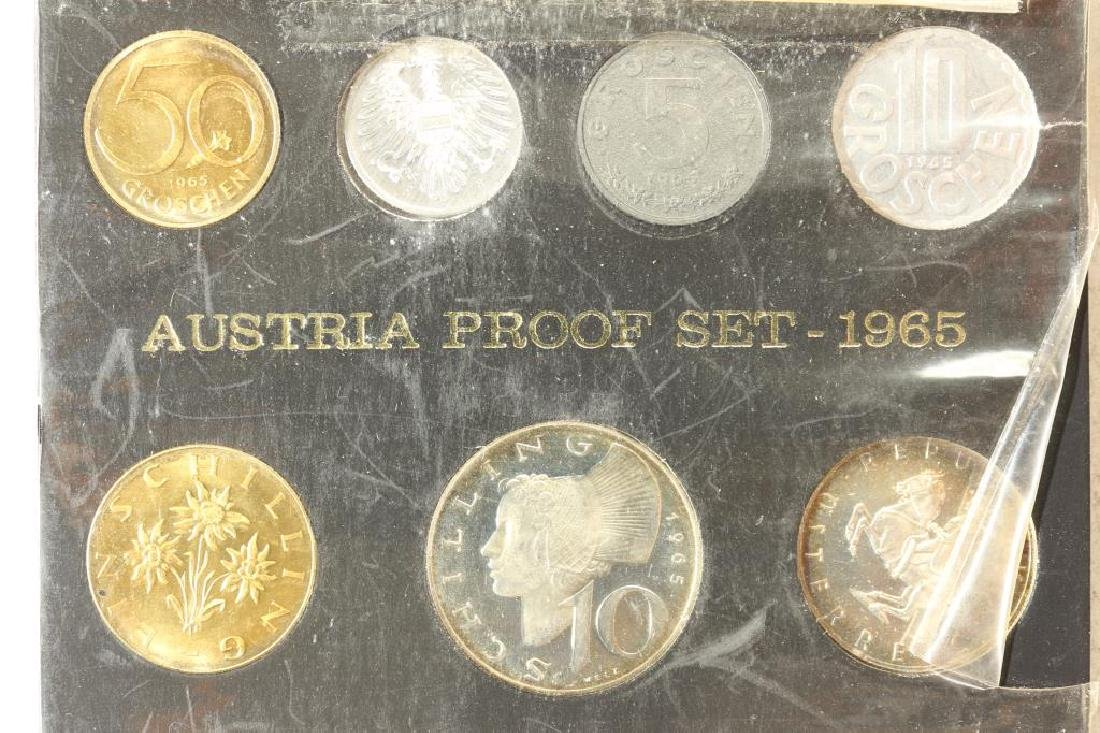 1965 AUSTRIA PROOF SET