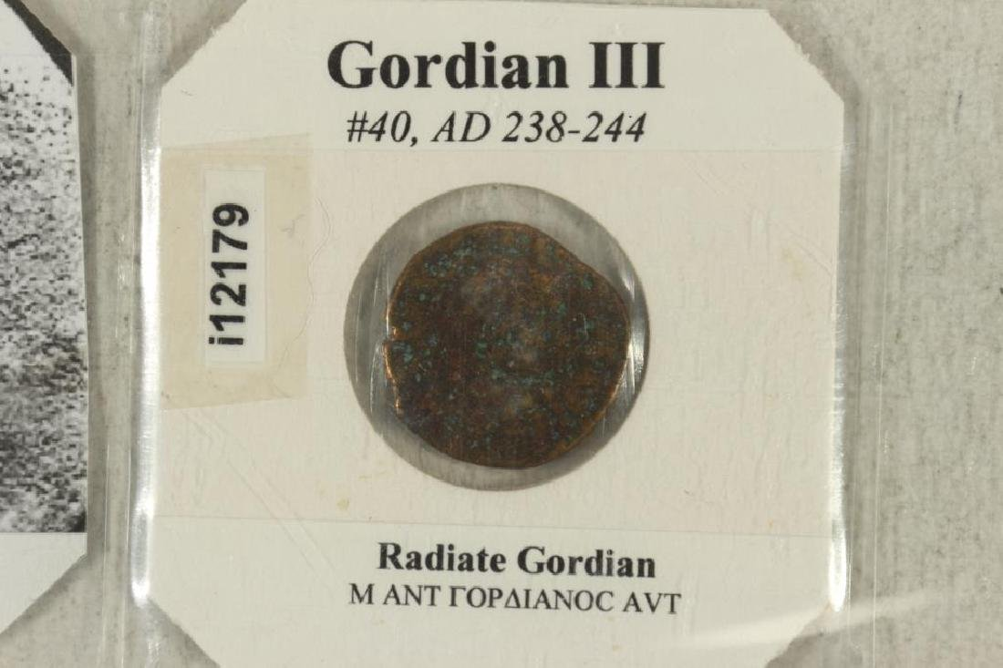 238-244 A.D. GORDIAN III ANCIENT COIN - 2