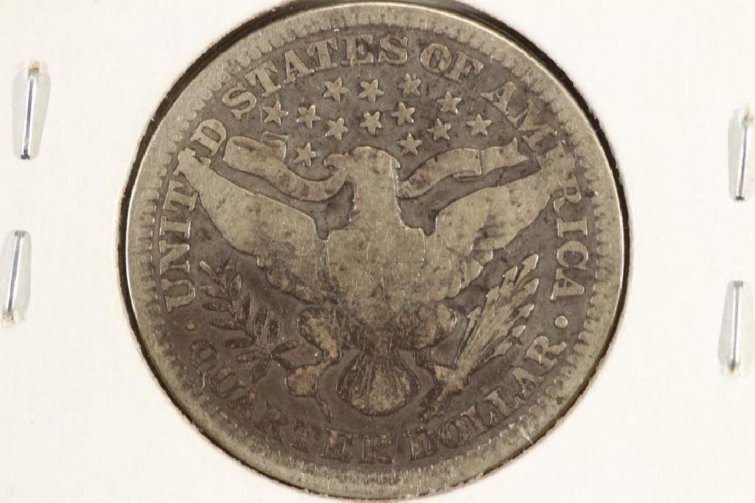 1914 BARBER QUARTER VERY GOOD - 2