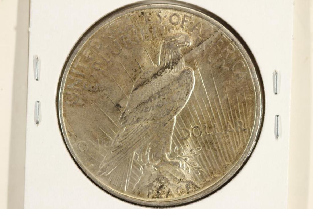 1926-D PEACE SILVER DOLLAR - 2