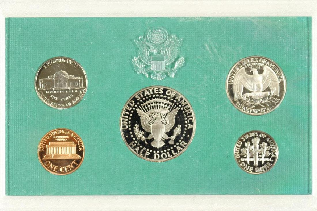 1995 US PROOF SET (WITH NO BOX) - 2