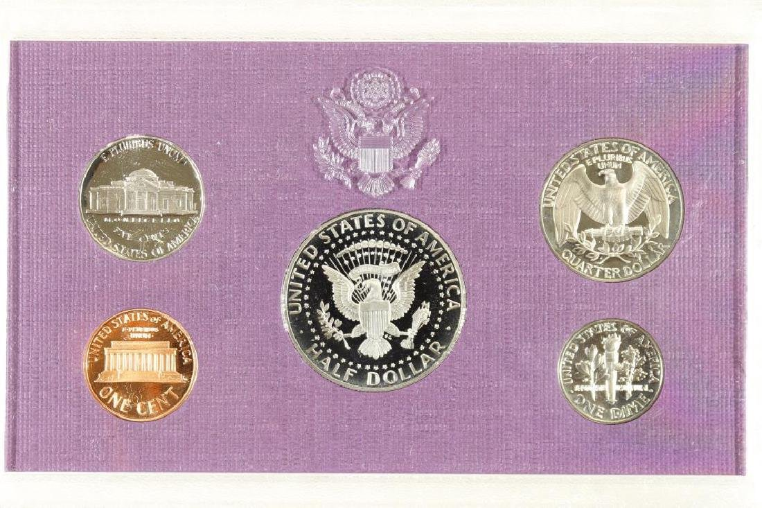 1990 US PROOF SET (WITH NO BOX) - 2