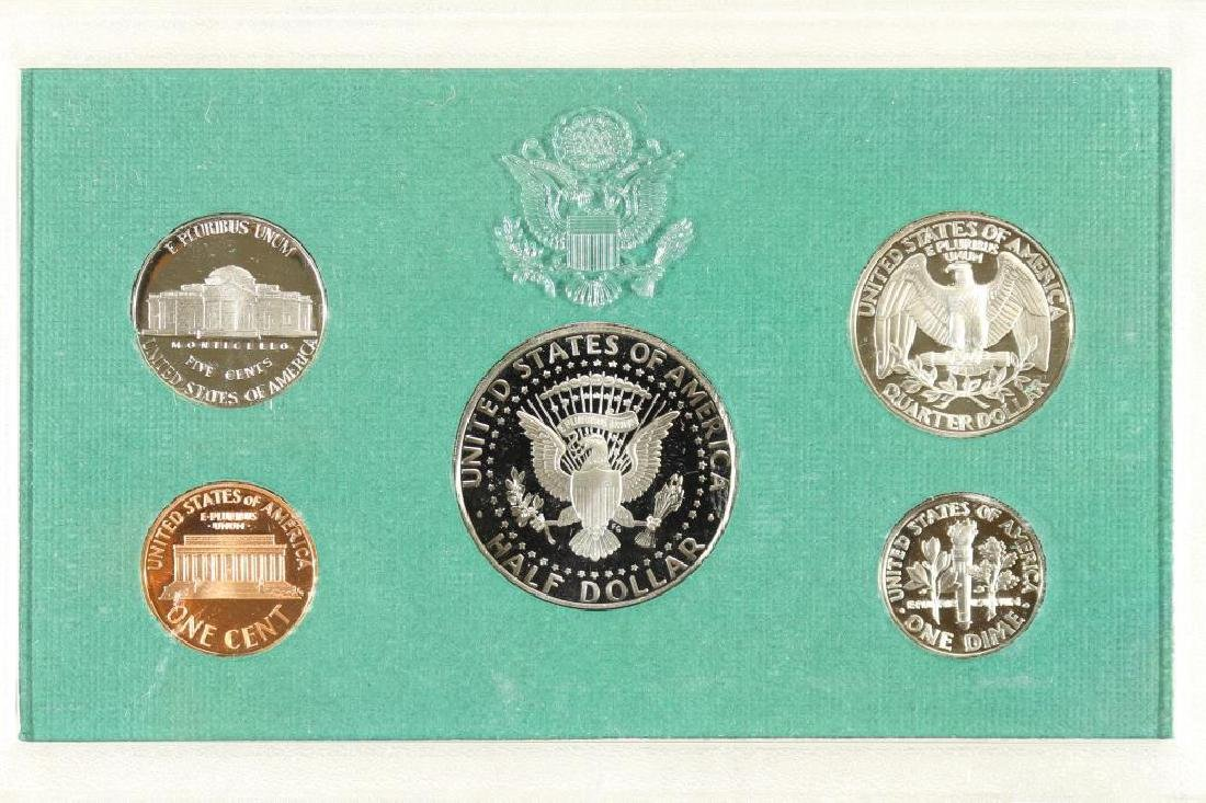 1997 US PROOF SET (WITH NO BOX) - 2